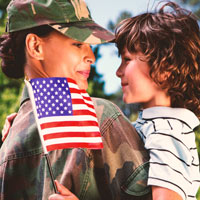 Delaware County divorce lawyers assist active service members with divorce.